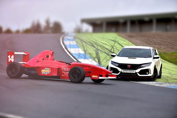 Formula Race Car Experience Drive A Formula Race Car At Knockhill