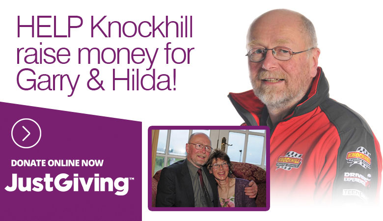 Fund Raising for Gary and Hilda