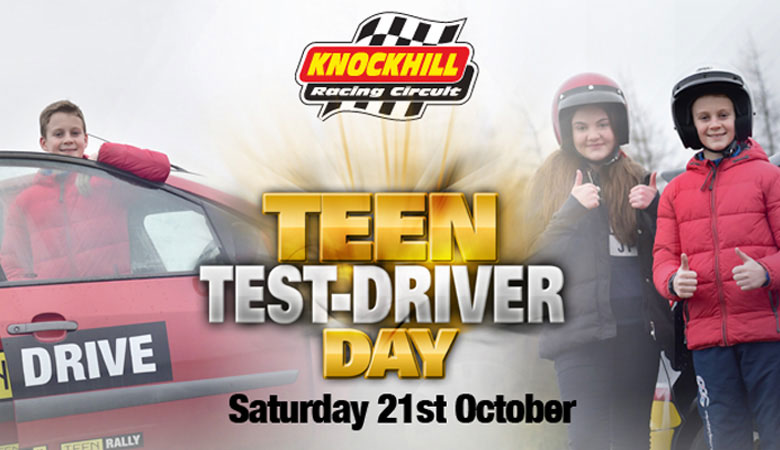 Teen Test Driver Day