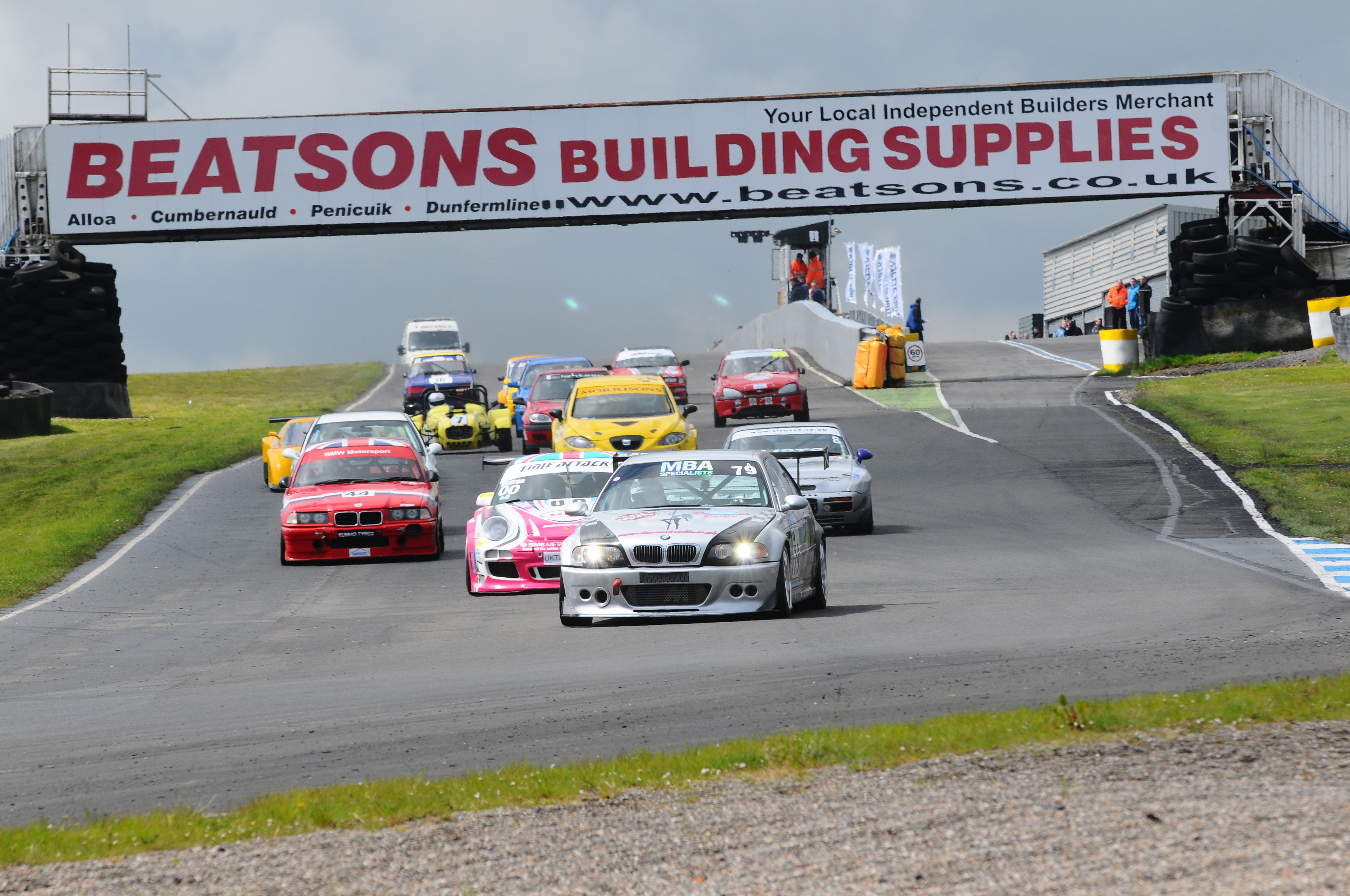 The Northern Saloon & Sports Car Championship (NSSCC)