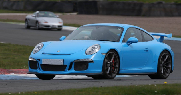 Porsche Club GB Trackday