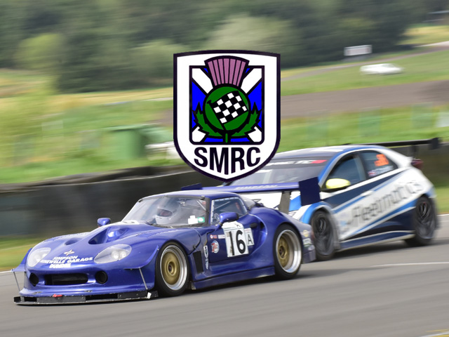 Scottish Car Racing'