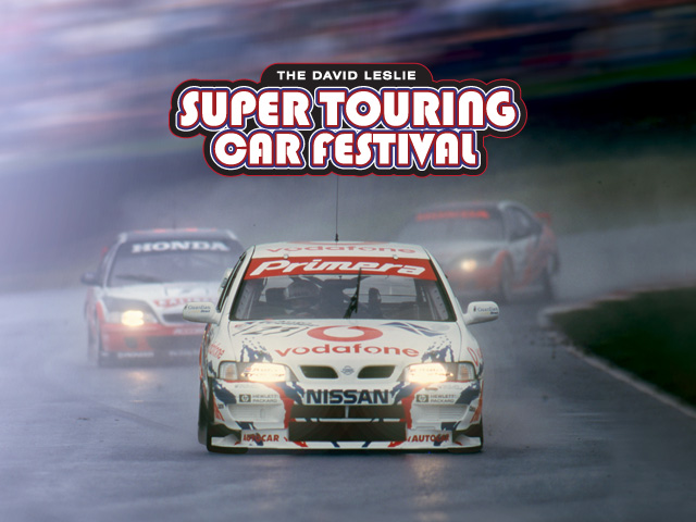 Super Touring Cars'