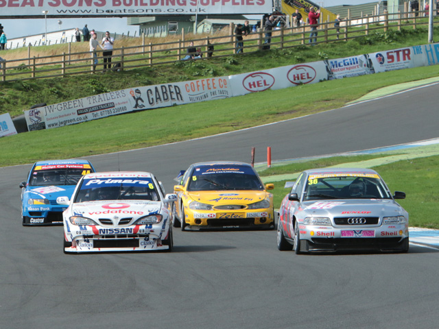 The David Leslie Super Touring Car Championship Festival (SMRC)