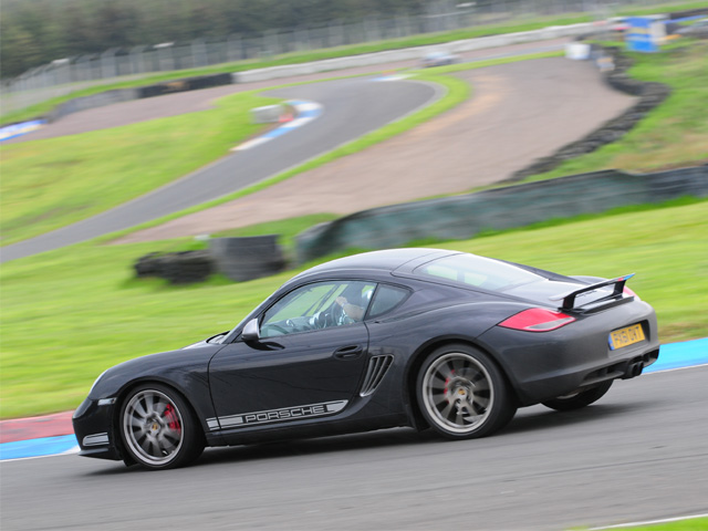 Porsche at the Hill, Show and Trackday