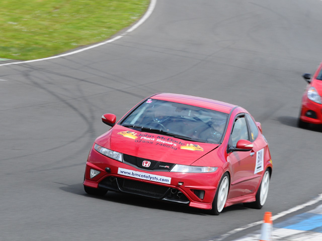 Honda Hot Hatch Car Trackday