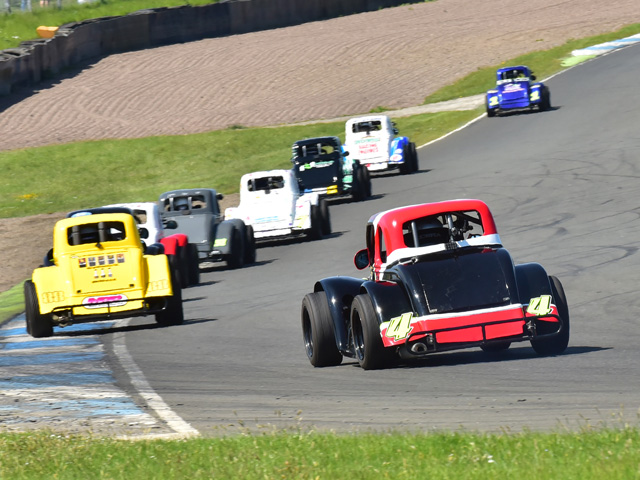 Scottish Car Racing & Vauxhall Live