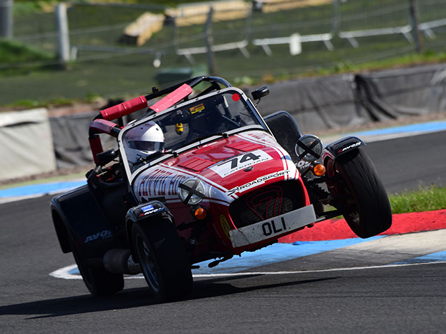 BRSCC Caterham Racing Festival 2020