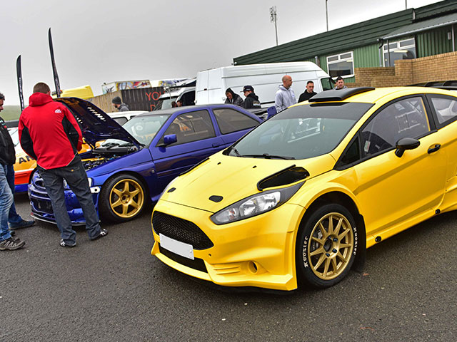 Scottish Ford Live and Hot Hatch Track Day 2020