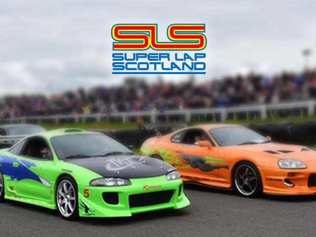 SLS & Paul Walker Tribute