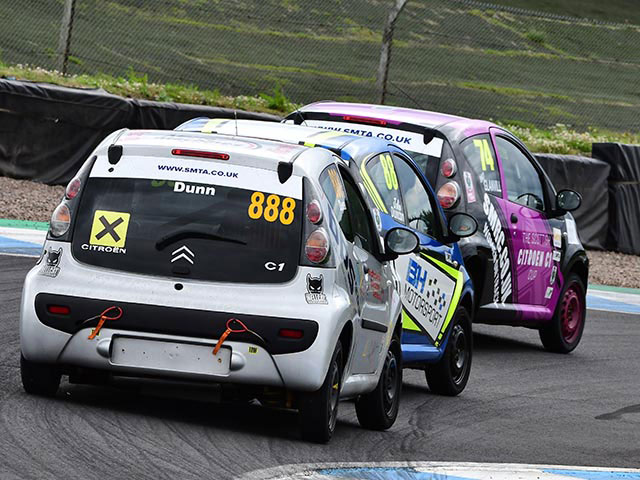SMRC Scottish Car Racing