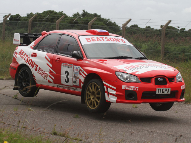 MSN Circuit Rally Championship sponsored by The Cobble Shop