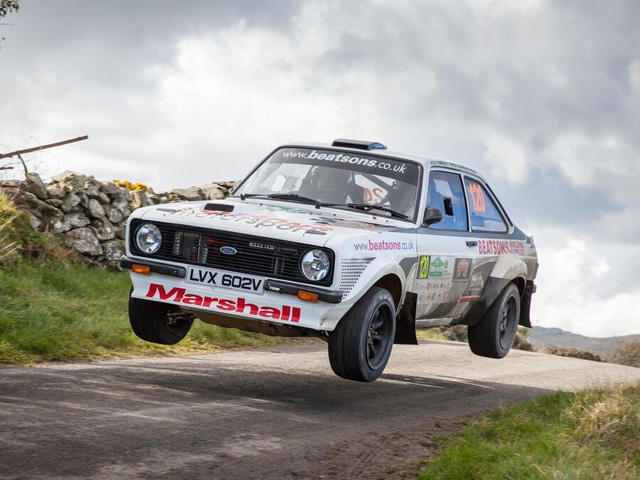 Beatsons Building Supplies Knockhill Stages Rally