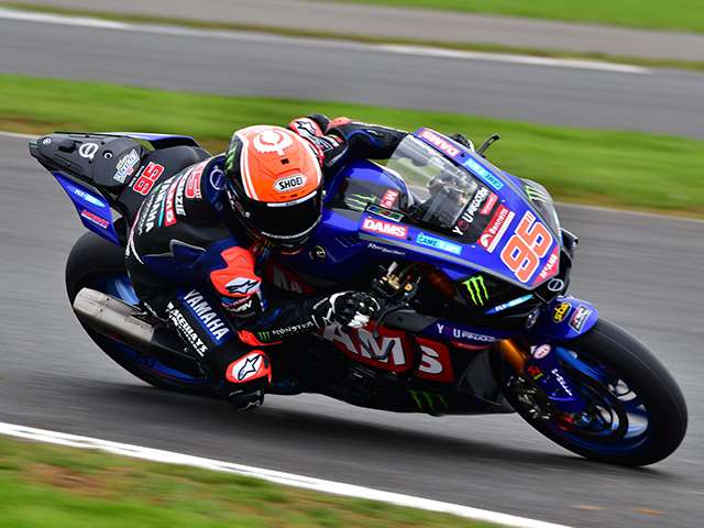 Bennetts British Superbike Championship - Superbikes at Knockhill