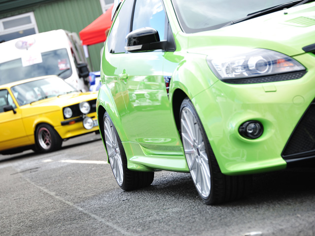 Hot Hatch Trackday'