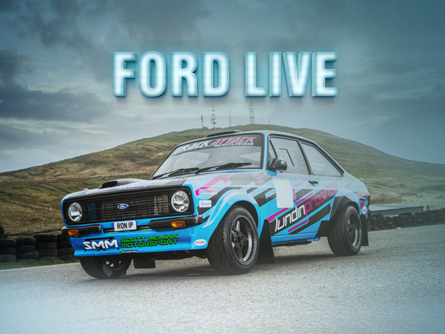 Ford Live, Trackday and Show'