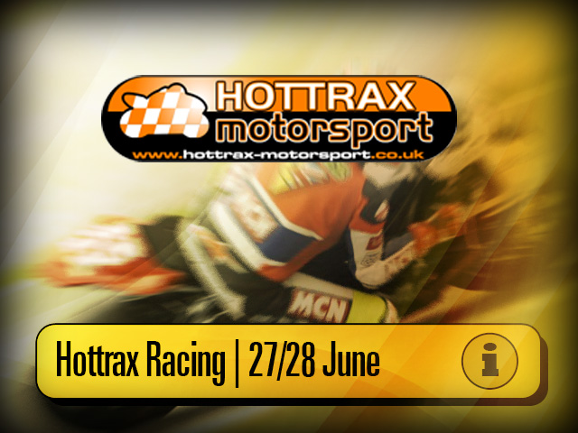 Hottrax Bike Racing at Knockhill