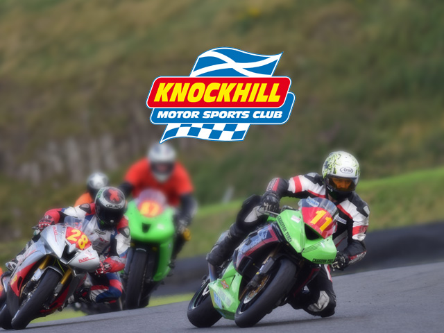 Scottish Bike Racing Round 1'