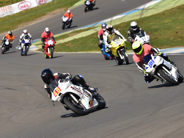 KMSC Scottish Championship Bike Racing