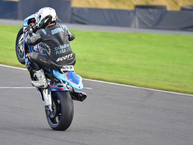 Scottish Championship Bike Racing (KMSC) – featuring the 3rd REWIND FESTIVAL and 25 years of the Fireblade