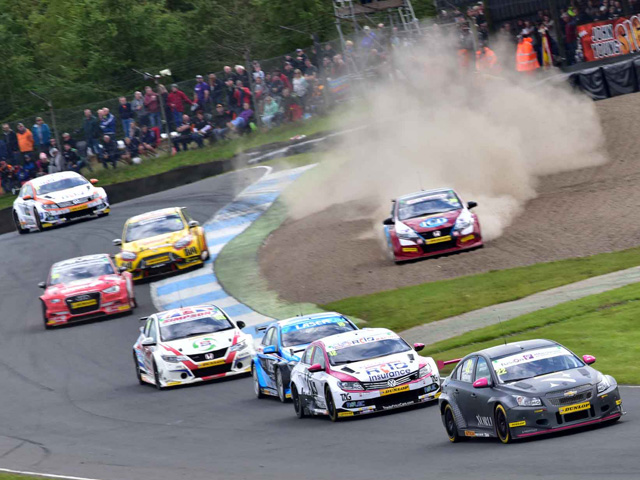 Dunlop MSA British Touring Car Championship - Lokring Northern (UK) Raceday