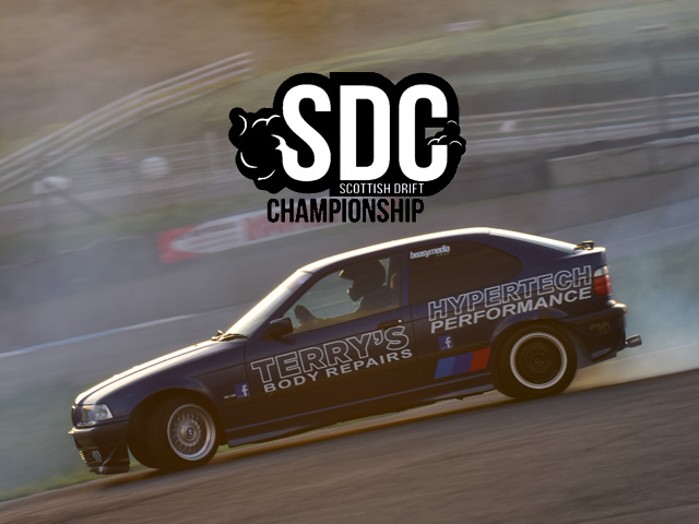 SDC Drifting Spectacular Championship with Fireworks and a Guy Fawkes Bonfire