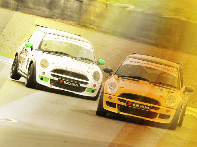 Scottish Mini Cooper Cup