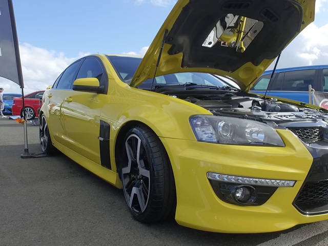 Hot Hatch Car Trackday and Vauxhall Live Car Show