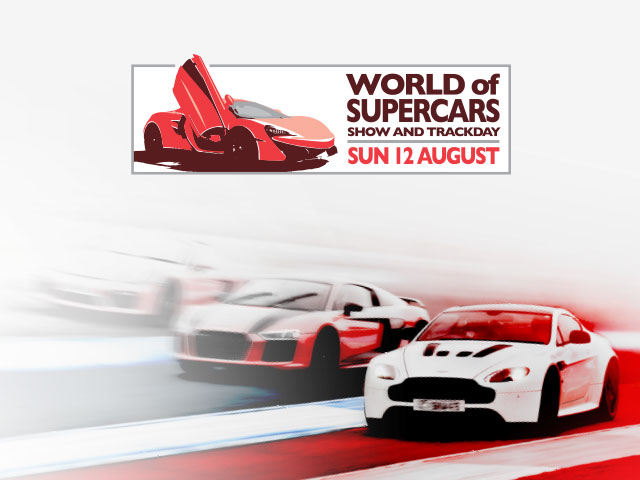 World of Supercars Show'