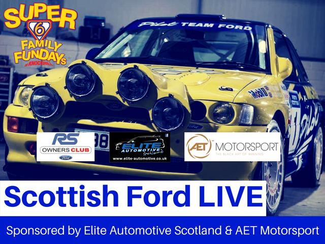 Scottish Ford Live'