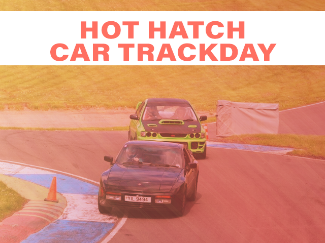 Hot Hatch Car Trackday'