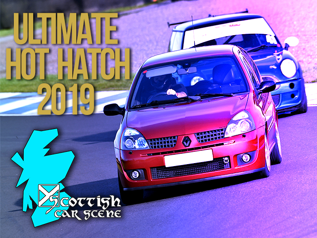 Hot Hatch Trackday & Show'