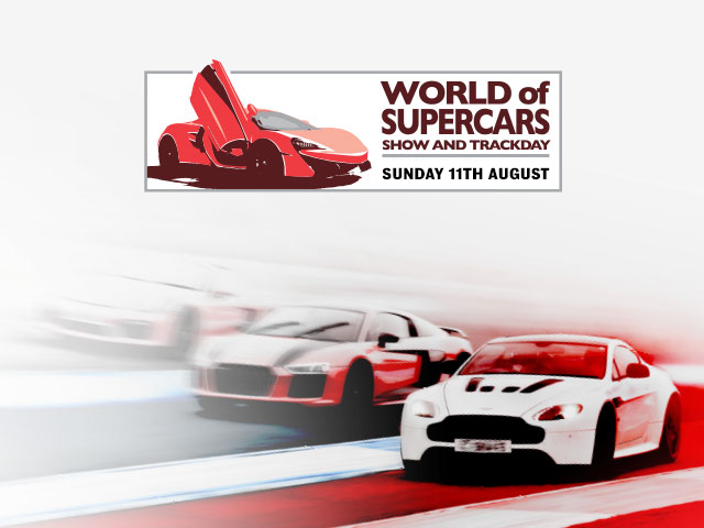 World of Supercars Show