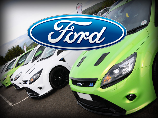 Scottish Ford Live and Car Trackday'