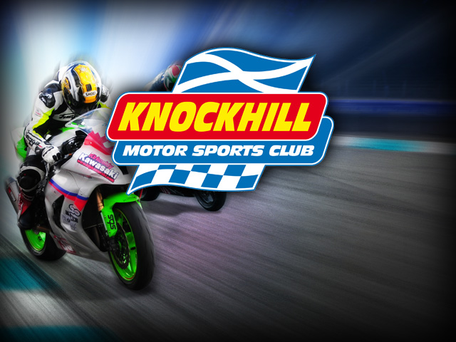 Scottish Championship Bike Racing'