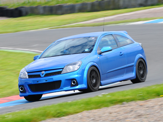 Hot Hatch Car Trackday Sessions