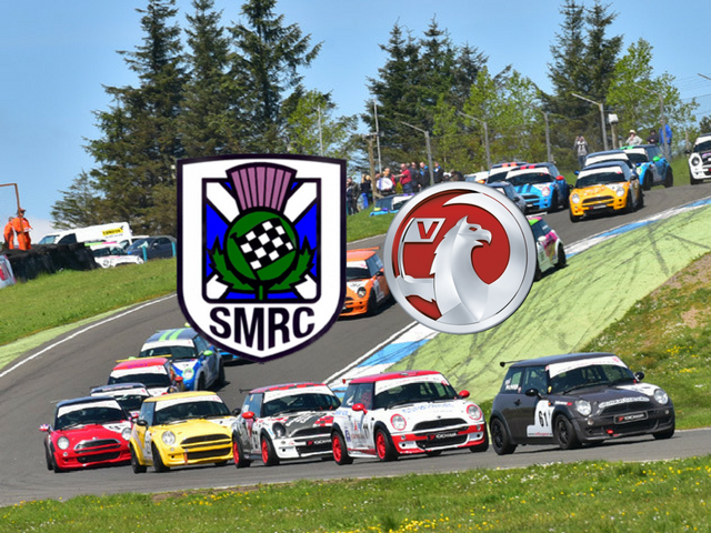 SMRC Racing & Vauxhall Gathering'
