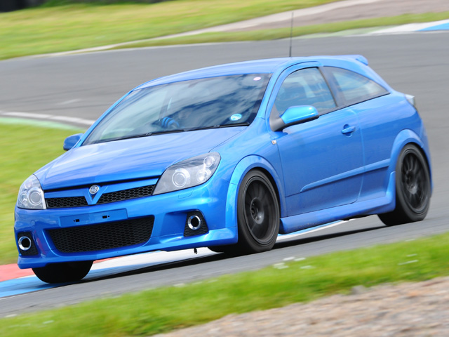 Hot Hatch Car Trackday