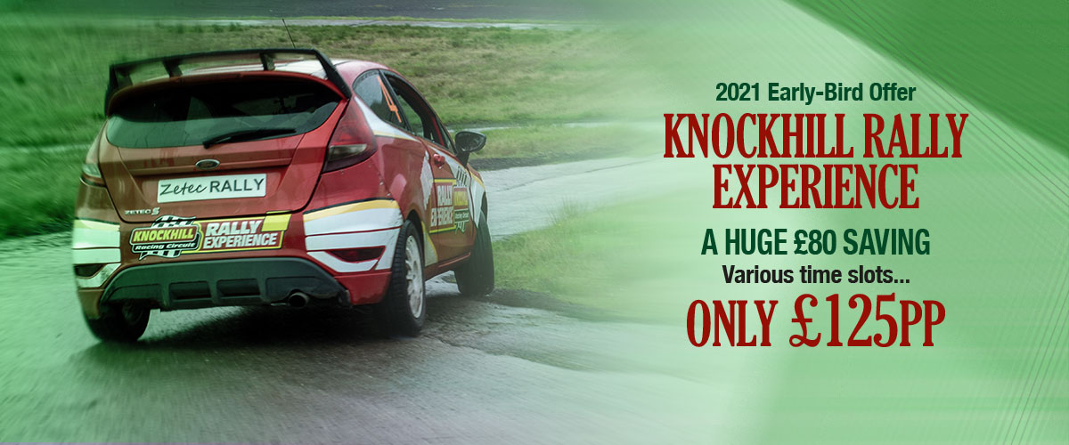 Knockhill Rally Experience