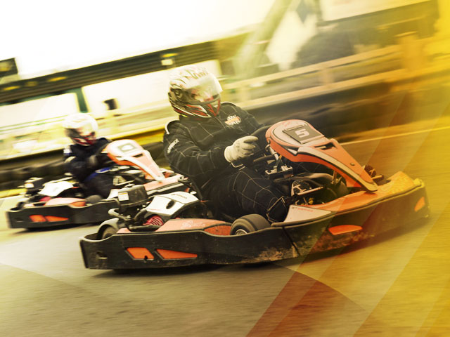 Karting available at BTCC weekend