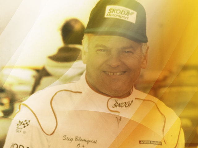 Stig Blomqvist enters McRae Rally Challenge (update)