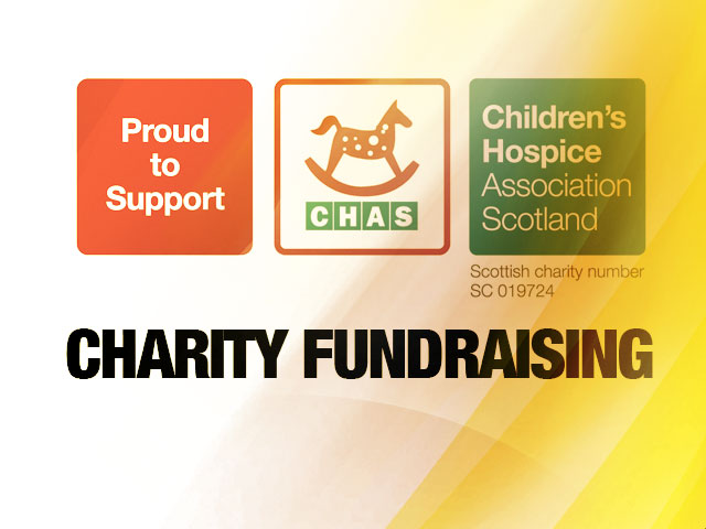 CHAS charity passenger rides at McRae event