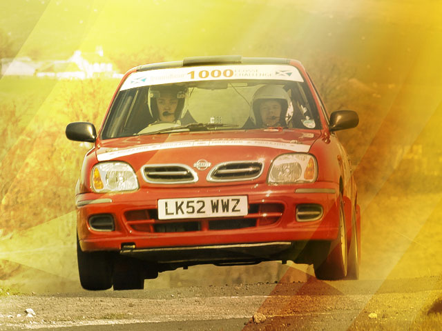 Stars of the future set for McRae Rally Challenge