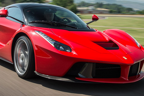 La Ferrari and F12tdf Ferrari confirmed for Autoglym World of Supercars Show