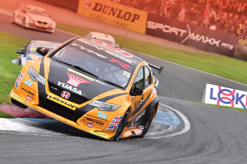 BTCC thanks and 2017 tickets now on sale