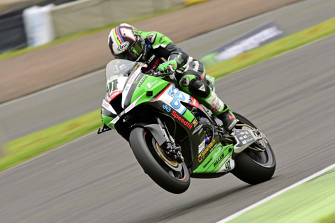 Haslam tops BSB morning warm up