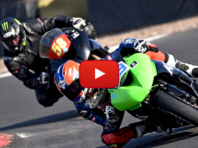 KMSC Bike Racing Season Opener Highlights
