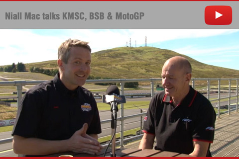 Niall Mac talks KMSC, MoroGP, Sidecars and more!