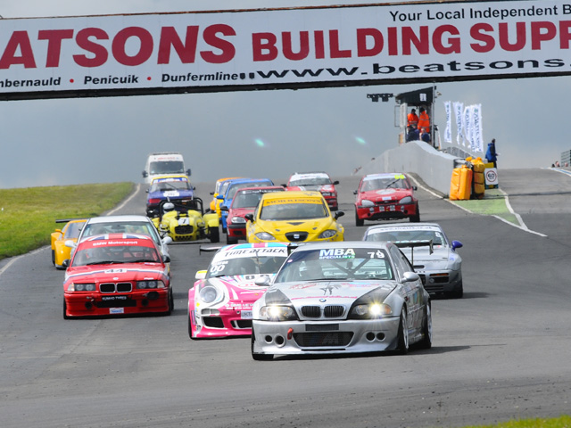 Saloons and Sports Car racing on SLS bill this weekend