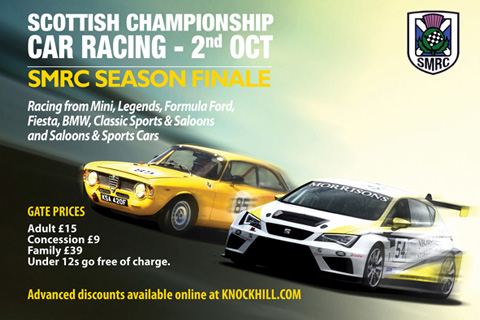 Scottish Championship Car Racing season finale
